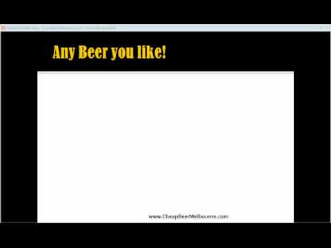 Find Out About Cheap Beer In Melbourne Here!