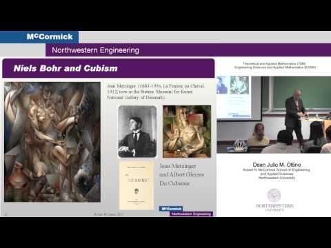 Special Seminar: Dean Julio M. Ottino Speaks On Henri Poincaré