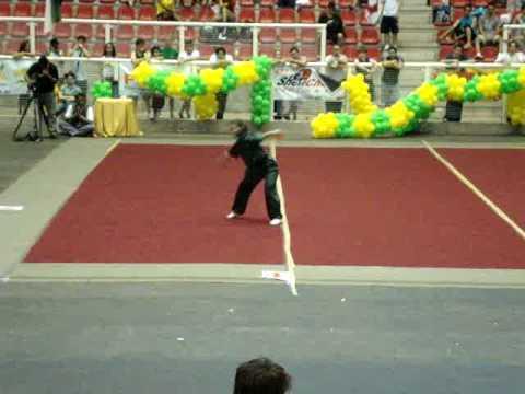 Juliana - Jia Shu no XX Campeonato Brasileiro em Cuiaba -2009