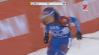 Biathlon Women 4x6 km Relay Competition | Oberhof