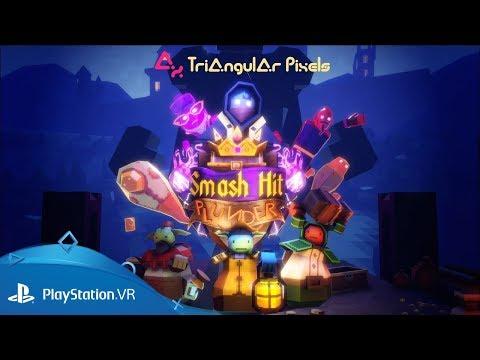 Smash Hit Plunder | PGW 2017 Reveal Trailer | PlayStation VR