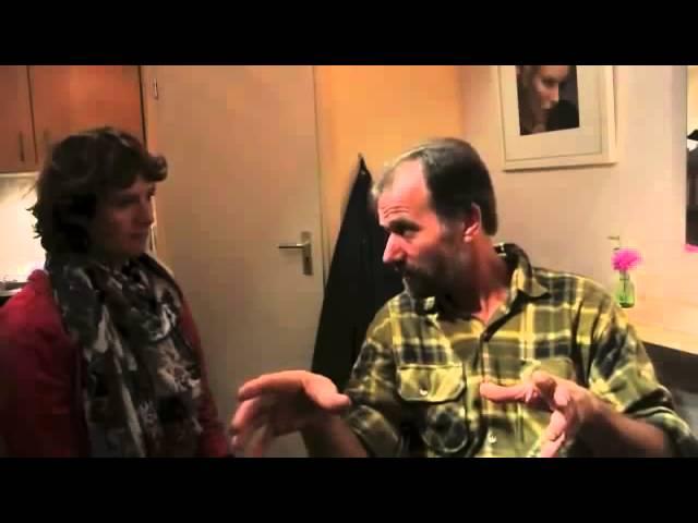Wim hof Iceman Interview met Heleen van Herleva