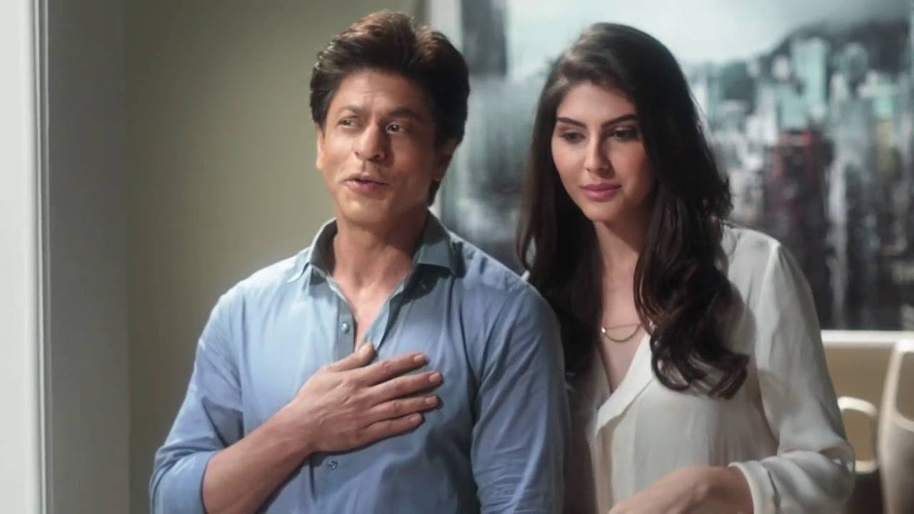 nerolac paints impressions hd 2016 – ad featuring shah rukh khan