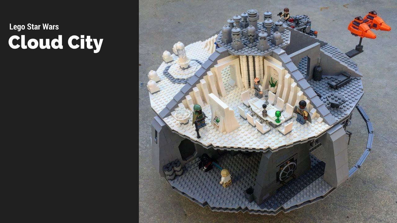 Lego Star Wars - Cloud City MOC - YouTube