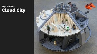 Lego Star Wars - Cloud City MOC