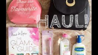Haul: Dijon, DBS, Aliexpress, Ebay, Amazon y Feelunique