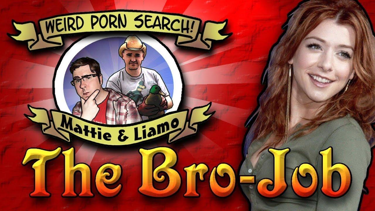 Brojob Porn - The Bro-Job! (Weird Porn Search #4)