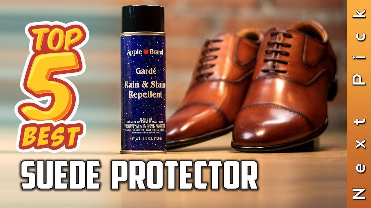 Top 5 Best Suede Protectors Review in