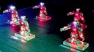 Робототехника. Роботы Танцуют. Танцующие Роботы. Танец Роботов. Видео Роботы(Автор: Александра Лихачёва. http://positivecreativ.ru Робототехника. Роботы Танцуют. Танцующие Роботы. Танец Роботов...., 2016-04-29T21:11:48.000Z)