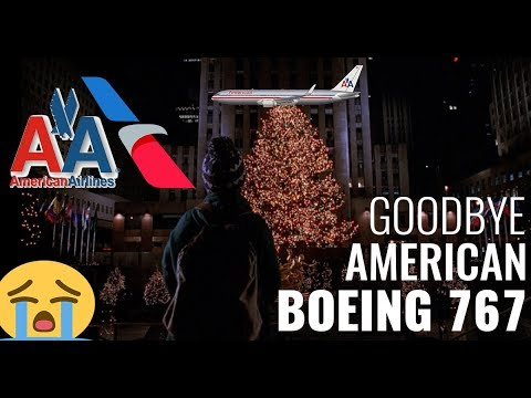 Goodbye American Airlines Boeing 767! - Retirement Announced!