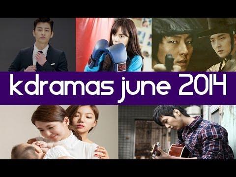 Top 5 New 2014 Korean Dramas [ June ] - Top 5 ...