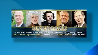 Open Line Tuesday - 2/9/2016- Barbara McGuigan on pro-life issues
