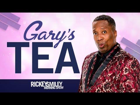 Rickey Smiley - Gary's Tea: Prince Harry & Meghan Markle Depart From Royal Duties