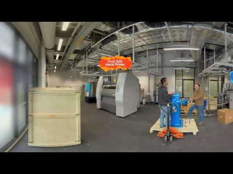 UNSW Materials Science and Engineering – High Bay Lab