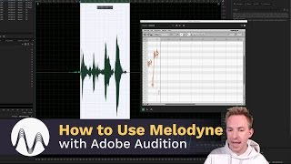 Using Melodyne with Adobe Audition