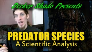 Scientific Analysis: Predator Species