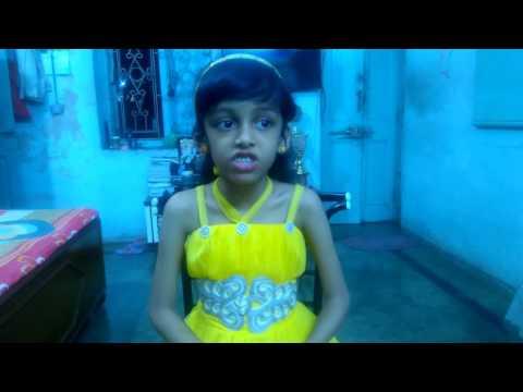 Ek Tera Naam hai sacha ABCD 2 Hindi song           Singer - Charvi Ashish Mehta