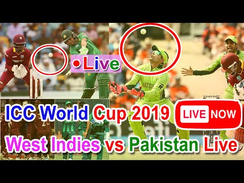 Pak Vs Wi Live Streaming Highlights  Pakistan Vs West Indies Icc World Cup 2019 Live