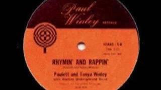 Paulett & Tanya Winley - Rhymin