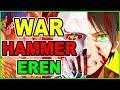 CAN Eren BECOME the WAR HAMMER Titan? WarHammer LIE! Attack on Titan Chapter 104 Shingeki no Kyojin