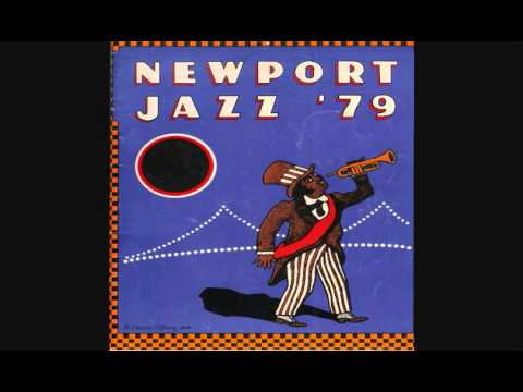 The Shea High School Stage Band (1979) - Live at The Newport Jazz Festival