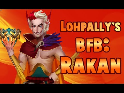 How to DOMINATE LANE as RAKAN [CHALLENGER TIPS!!] | Lohpally's BFB: A laning phase guide for Rakan
