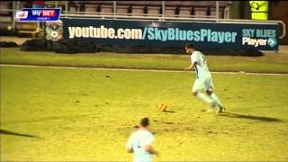 Coventry City v Oldham Athletic -  League One 2013/2014 Highlights