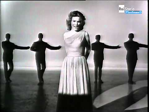 ♫ Ornella Vanoni ♪ Senza Fine (1961) ♫ Video & Audio Restaurati HD