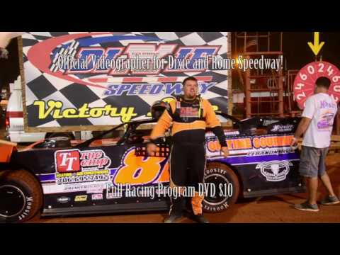 Dixie Speedway 9/3/16 Official Highlights!