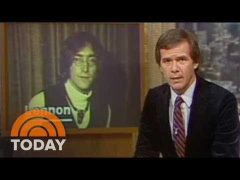 John Lennon Dies: Dec. 9, 1980 | Archives | TODAY