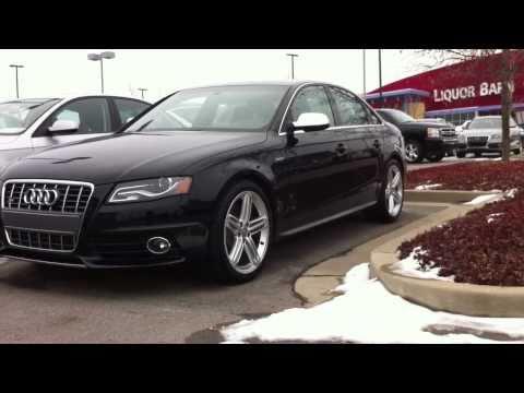 2011 Audi S4 quick exterior view