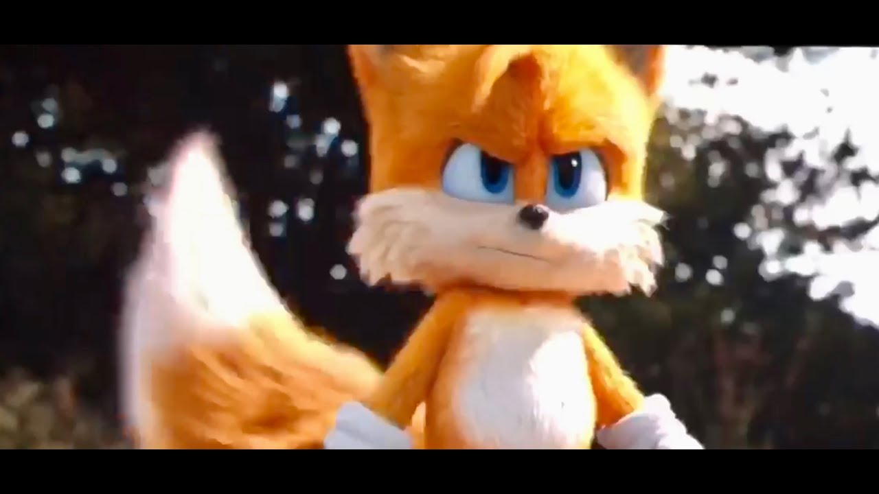 Sonic Post Credit Tails Scene Audience Reaction Youtube