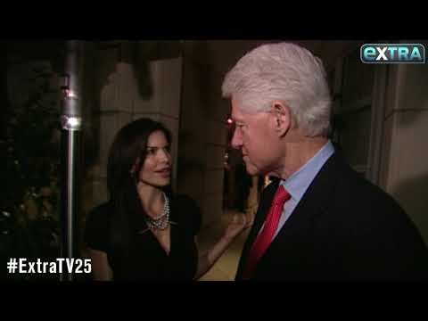 A Look Back at Lauren Sanchez's Exclusive Interview with President Bill Clinton