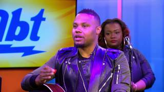 "Todd Dulaney Live Performance of ""The Anthem"""