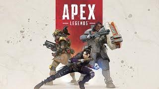 Кем брать топ 1 в Apex Legends - PS4? / Рэйф