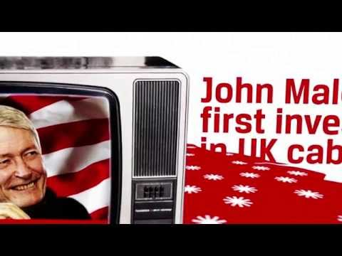 Virgin Media History