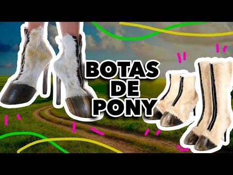HAZ BOTAS DE PONY. MAIRE VS EL INTERNET
