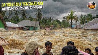 Download ALLAHUAKBAR! Sulawesi Tenggelam Diterjang BANJIR BANDANG Parah, Arusnya Bak TSUNAMl Besar