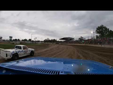 5-26-19 Fremont Speedway Dirt Truck Heat