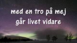 Ultima Thule- Ung och stolt  (Lyrics)