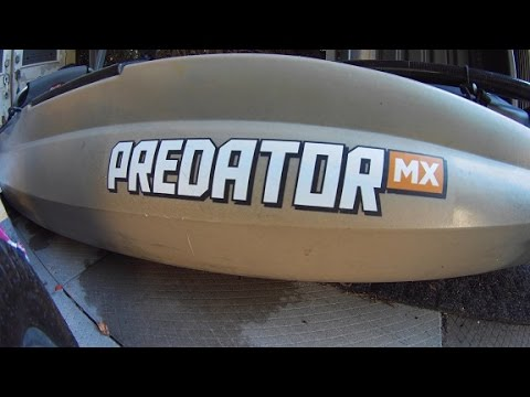 Old Town Predator MX Review