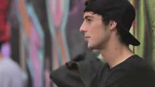 Jart Skateboards - The AM Project Fran Molina
