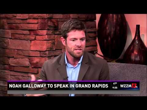 151105 Noah Galloway interview WZZM