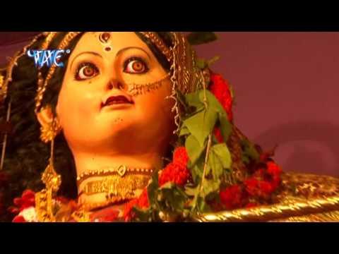 HD लाले लाले फुलवा माई - Dharatiya Dole Ae Maiya | Sanjay Chhaila | Bhojpuri Mata Bhajan