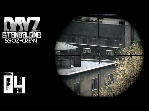 DayZ Standalone   #04   Das Sniper Team [SsoZ-Crew][Deutsch/HD]