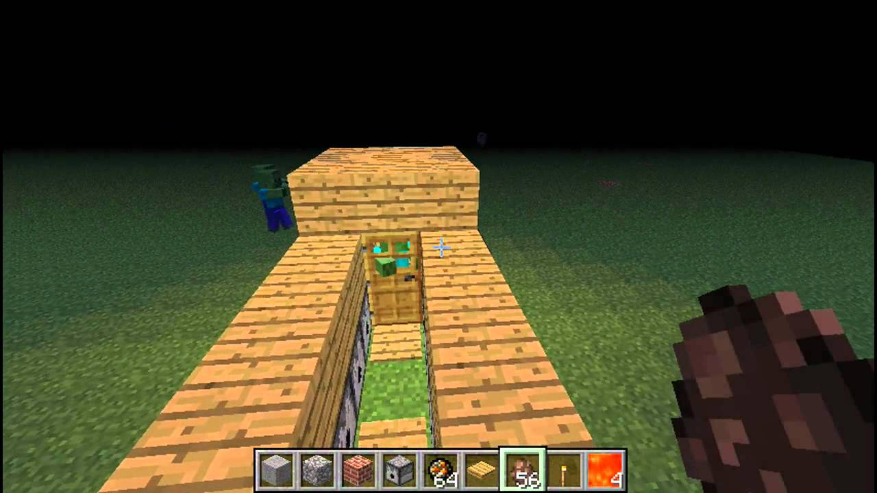 Minecraft how stupid are villagers really youtube minecraft how stupid are villagers really sciox Images