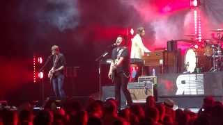 Randy Houser - Goodnight Kiss (1/23/14)