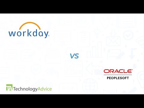 Workday Vs. PeopleSoft