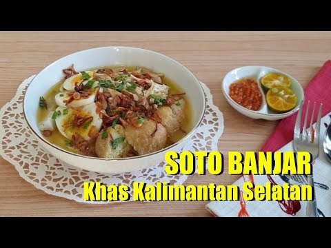 resep-soto-banjar-khas-kalimantan-selatan- -soto-banjar-kalsel-telur-bebek- -resep-warisan