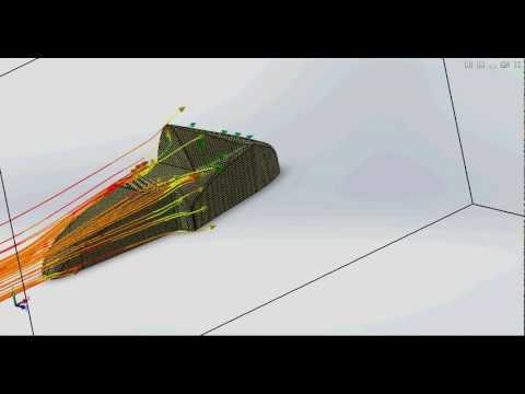 Hidroist Sigma - Flow Simulation